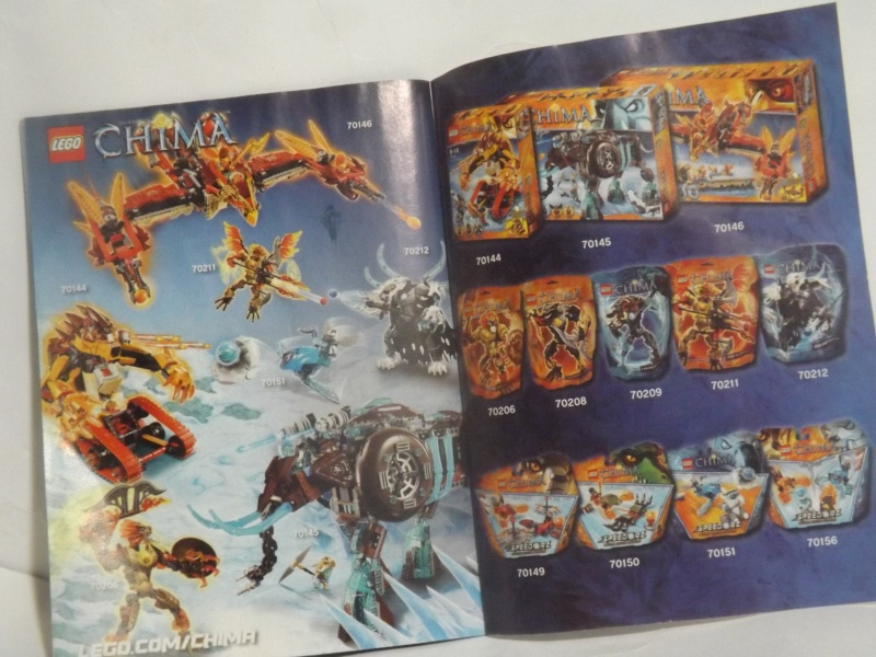 [Revue] LEGO Legends of CHIMA 70206 : Chi Laval Dscf6416