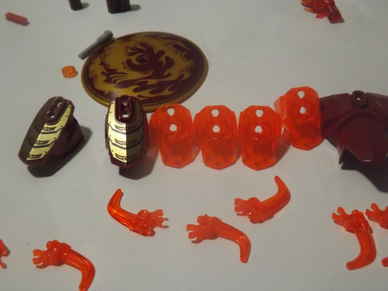 [Revue] LEGO Legends of CHIMA 70206 : Chi Laval Dscf6423