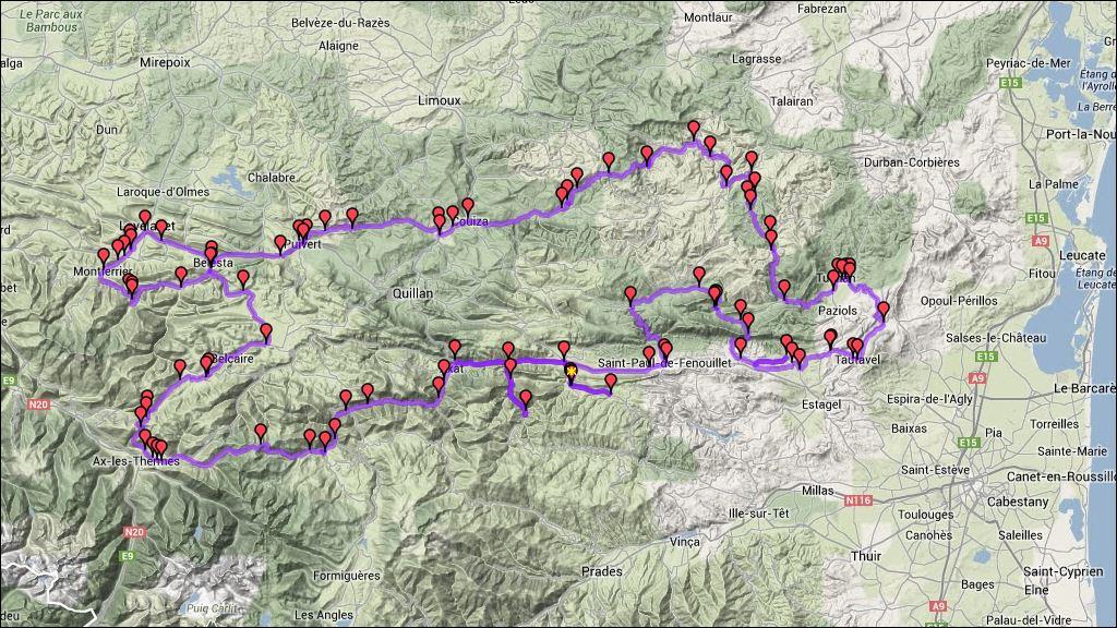 Conseils pour les Pyrénées en Juillet Voy00310