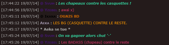 ~  ! Best Of Chatbox !  ~ Lac14