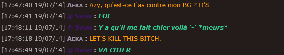 ~  ! Best Of Chatbox !  ~ Lac15