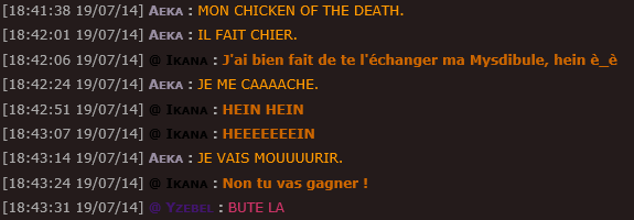 ~  ! Best Of Chatbox !  ~ Lac22