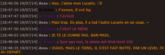 ~  ! Best Of Chatbox !  ~ Lac24