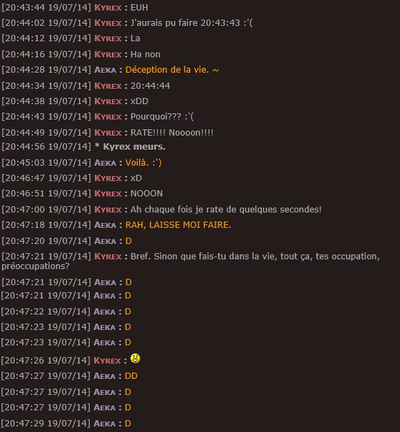 ~  ! Best Of Chatbox !  ~ Lac28