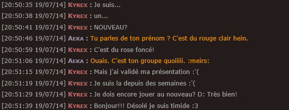 ~  ! Best Of Chatbox !  ~ Lac33