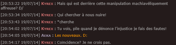 ~  ! Best Of Chatbox !  ~ Lac35
