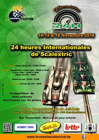 24 HEURES DE BRUXELLES (Joli-Bois) 2014 24h20111