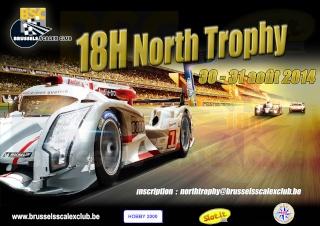 NORTH TROPHY 2014  - 30 et 31 aout Affich11