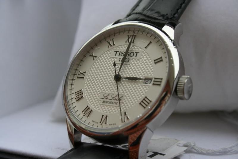 Une montre pour mes 40 ans. Tissot10