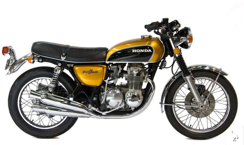 Un vieux rêve . Honda_10