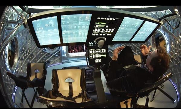 Développement de la capsule Dragon 2 - SpaceX - Page 2 113