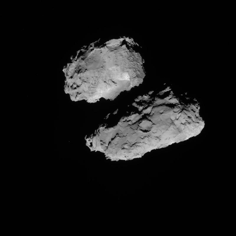 Rosetta : Mission autour de la comète 67P/Churyumov-Gerasimenko  - Page 4 1142
