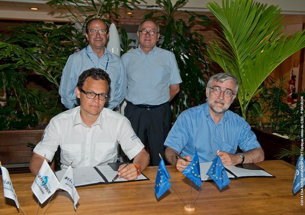Suivi des contrats signés par Arianespace - Page 4 1144