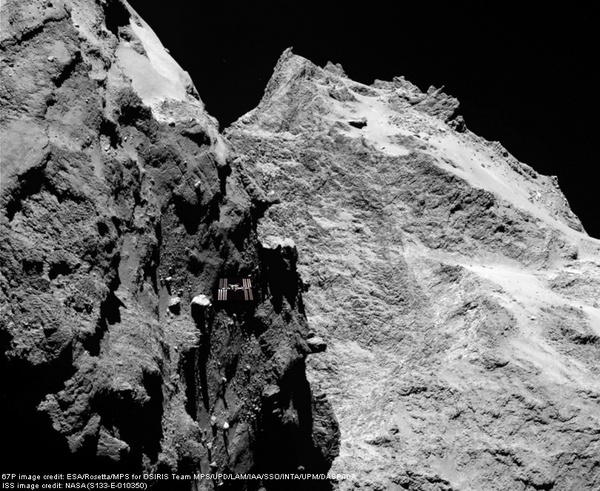Rosetta : Mission autour de la comète 67P/Churyumov-Gerasimenko  - Page 6 1165