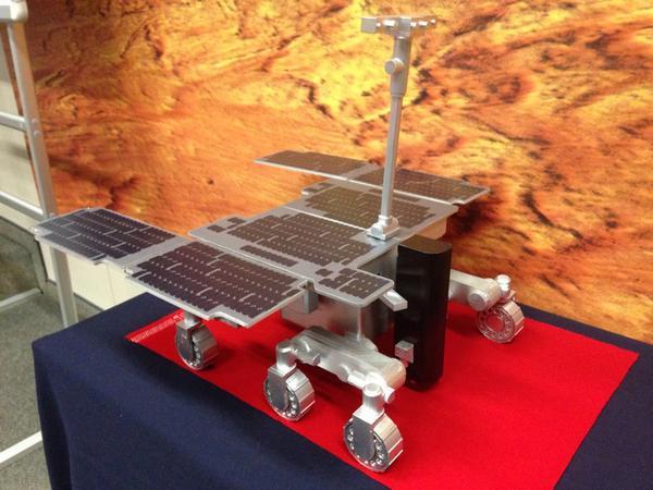 ExoMars - 2022 - Préparation de la mission (Rosalind Franklin) - Page 2 1271