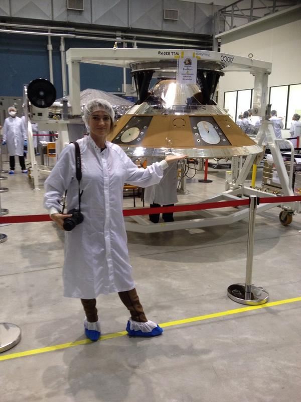 Préparation de la mission ExoMars 2016 (TGO + EDM) - Page 3 1274