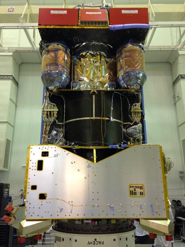 Préparation de la mission ExoMars 2016 (TGO + EDM) - Page 2 174