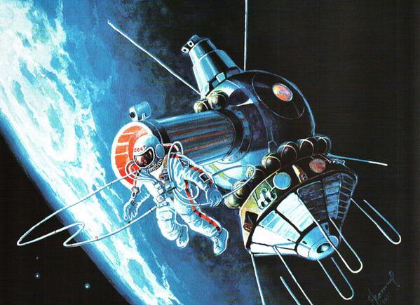 18 mars 1965 : 50 ans de la sortie de Léonov 212