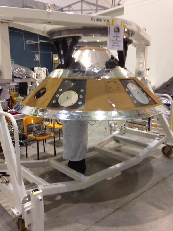 Préparation de la mission ExoMars 2016 (TGO + EDM) - Page 3 259