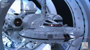 L'hyperespace par propulsion à ion ou à plasma. 315