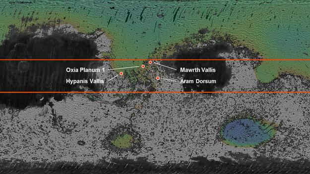 ExoMars-2020- Préparation de la mission (Rosalind Franklin) 522