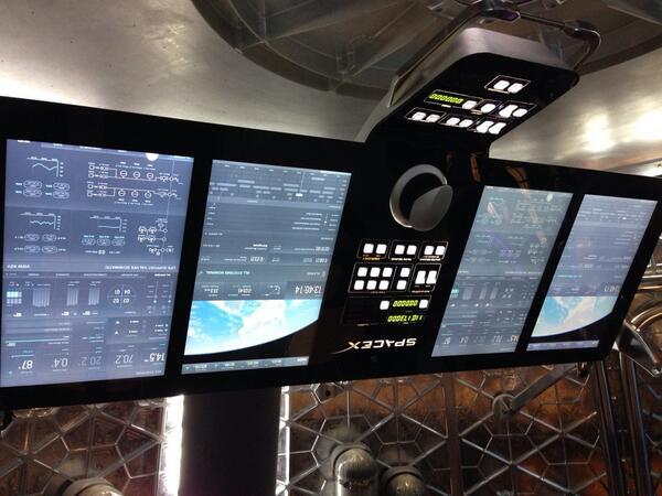 Développement de la capsule Dragon 2 - SpaceX - Page 2 710