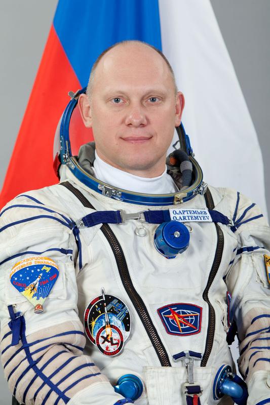 Expedition 40: Déroulement de la mission.  Oleg_a10