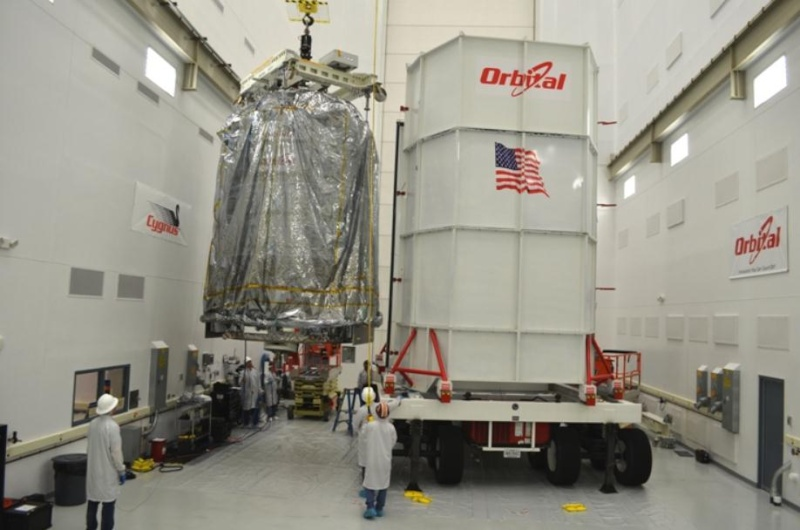 Lancement Antares - Cygnus (Orb.3) - 28 octobre 2014. [Echec] Scree238