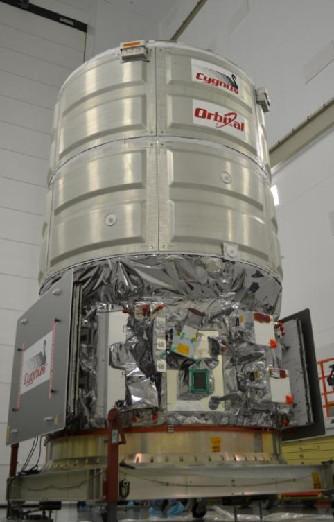Lancement Antares - Cygnus (Orb.3) - 28 octobre 2014. [Echec] Scree239
