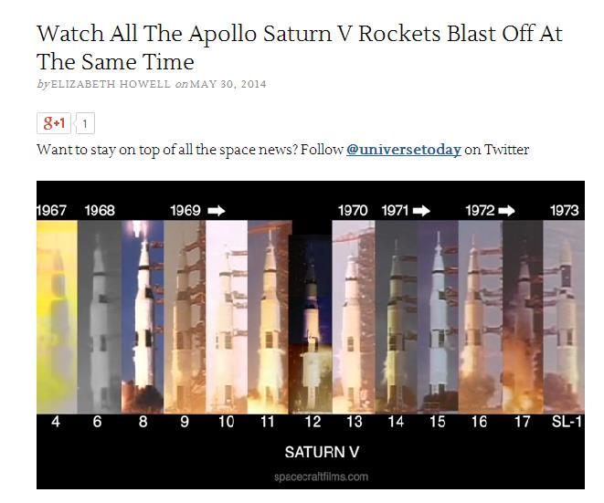 [Vidéo] Toutes les Saturn V décollent simultanément ! - Page 2 Screen19