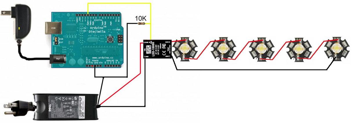 Rampe LED V2 - Page 2 Ldd10