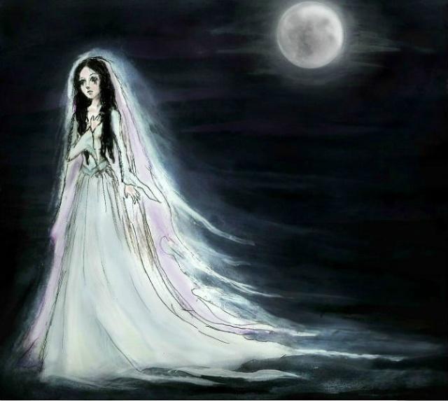 La Banshee - La femme du Sidh Banshe14