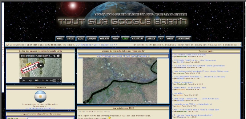 """""""Les plus belles images de Google Earth"""" (Partie 2)(information)  Portai10"""