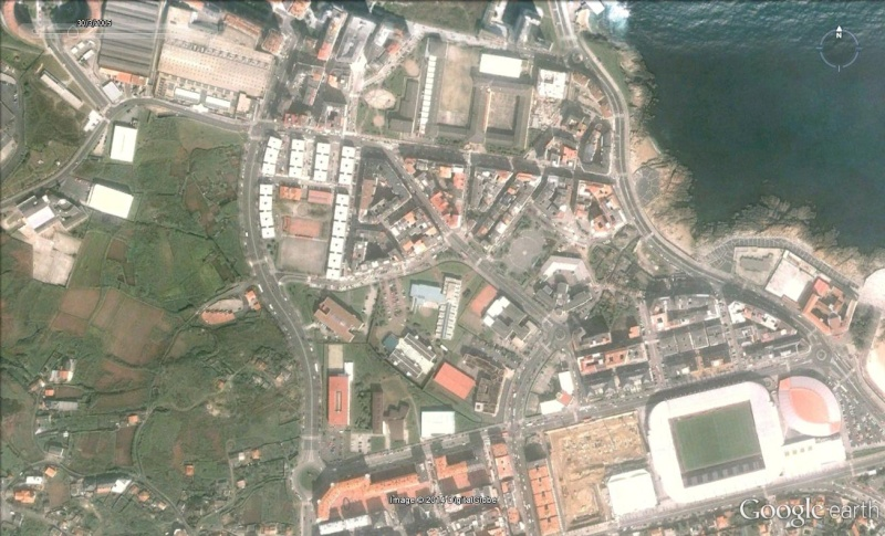 Habitation en 3D, La Corogne - Espagne Rest_111