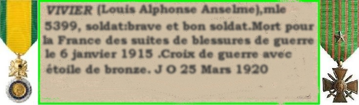 Un soldat de la grande guerre: portrait retouché. - Page 3 Willy_12