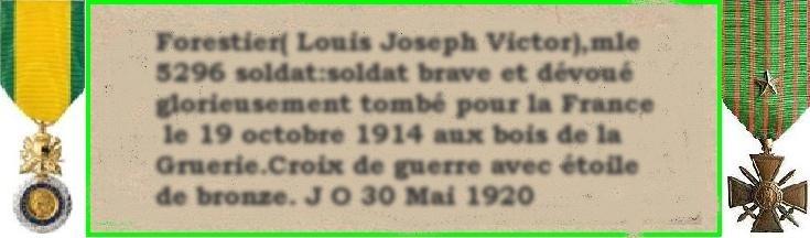 Un soldat de la grande guerre: portrait retouché. - Page 3 Willy_13