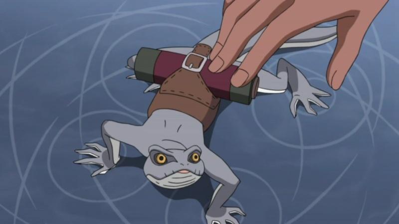 Kurma (Salamander Summon) Lizard10