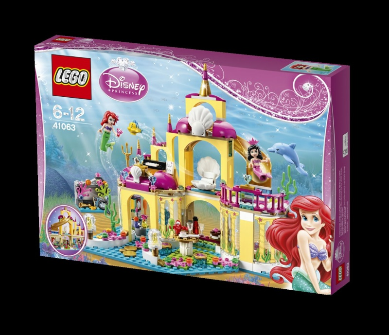 Lego Disney Ariel10