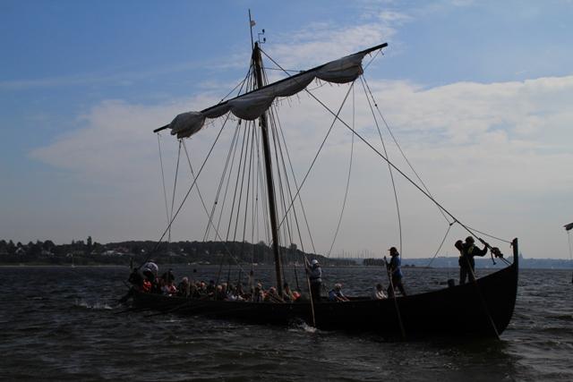Wikingerschiff Skuldelev 3 / Teil II - Seite 9 Roskil20