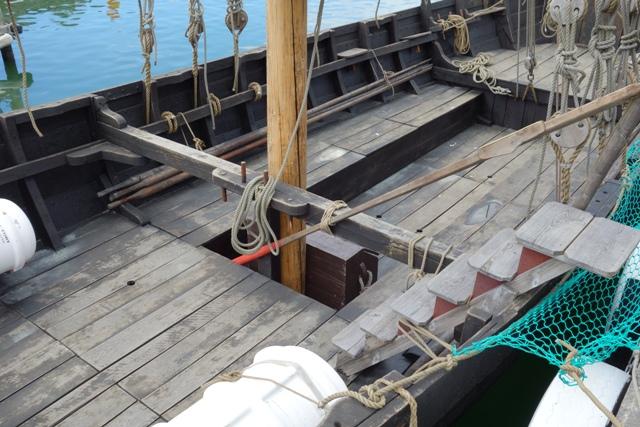 Wikingerschiff Skuldelev 3 / Teil II - Seite 6 Varber10