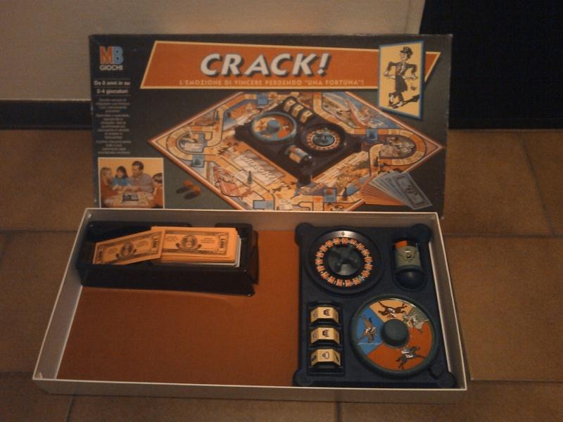 VENDO gioco in scatola CRACK MB 2014-083