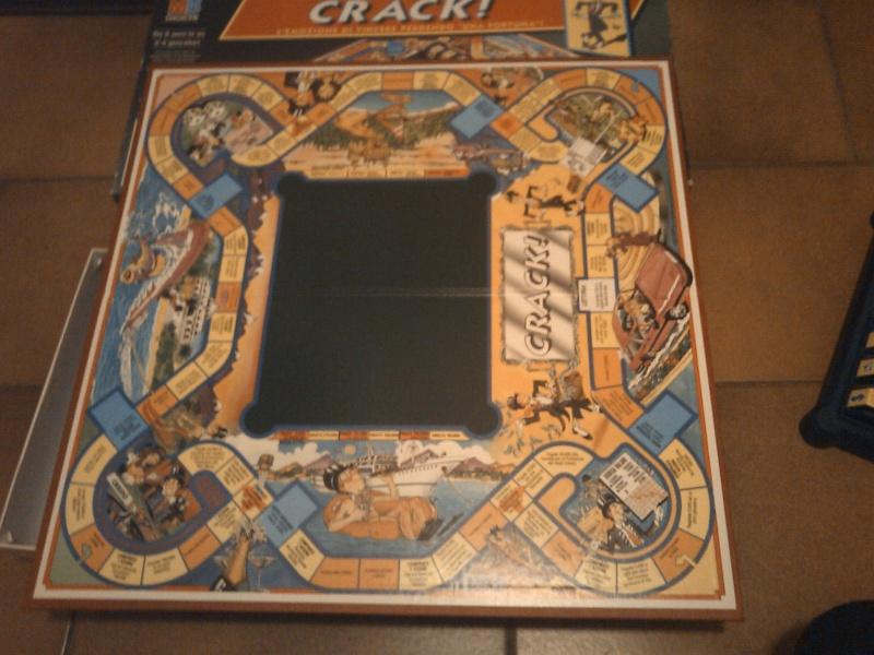 VENDO gioco in scatola CRACK MB 2014-085