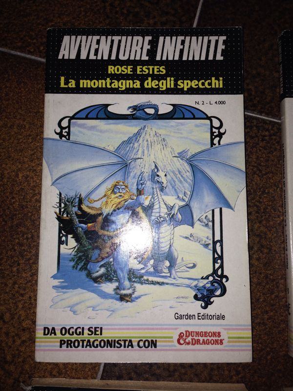 NUOVI ARRIVI!!! librogame LUPO SOLITARIO/D&D/ALLA CORTE DI RE ARTU'/AVV.INFINITE Img-2010