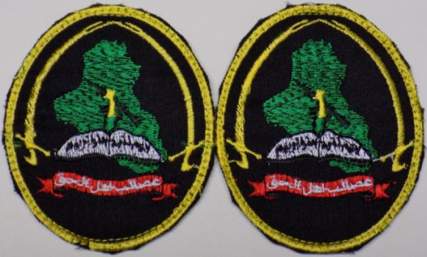 Peace Brigades and Brigades of the Popular Defense patches League10