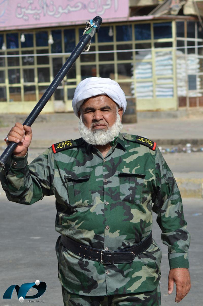 Peace Brigades and Brigades of the Popular Defense patches Mahdi_11