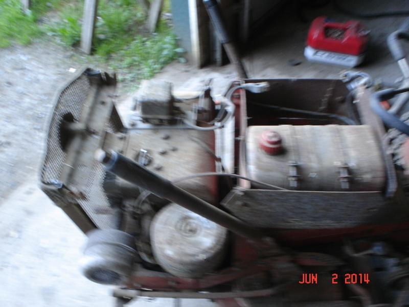 1965 simplicity landlord pulling/work tractor Simpli11