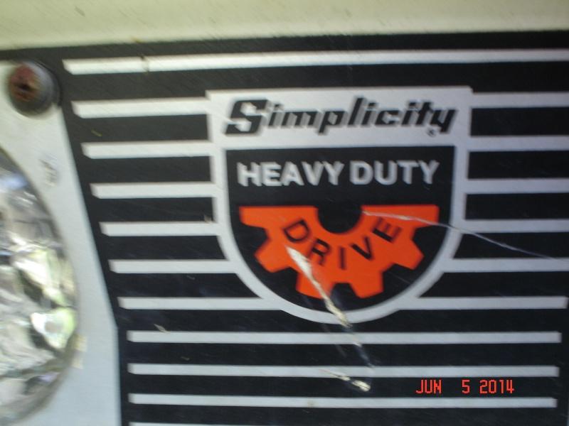 My 6211 simplicity dozer build Simpli15