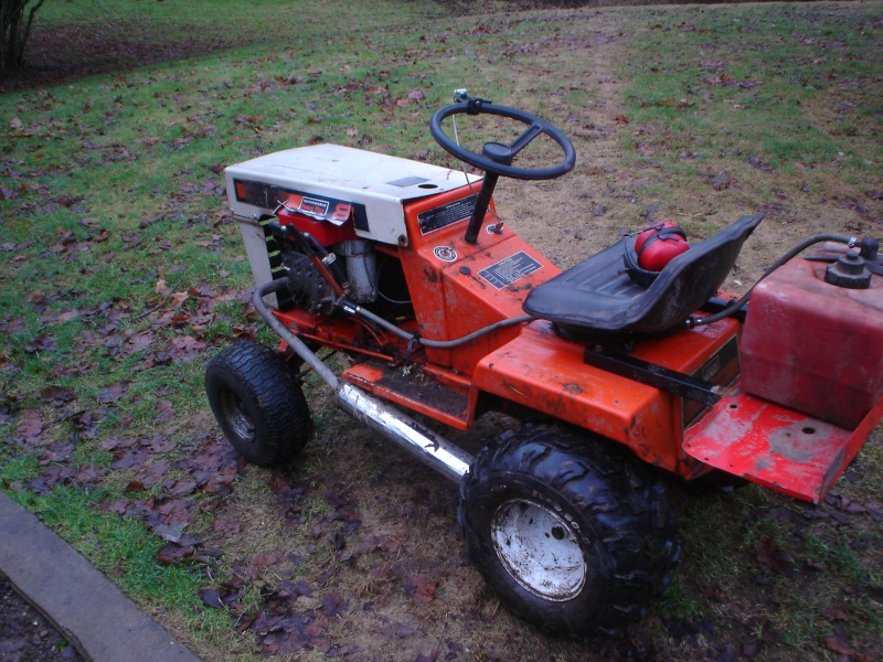 My montgomery ward off-road tractor. The_mo15