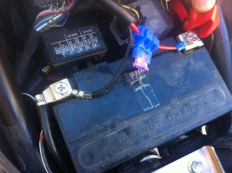 [TUTO]Installation chargeur USB Technoglobe Image_12