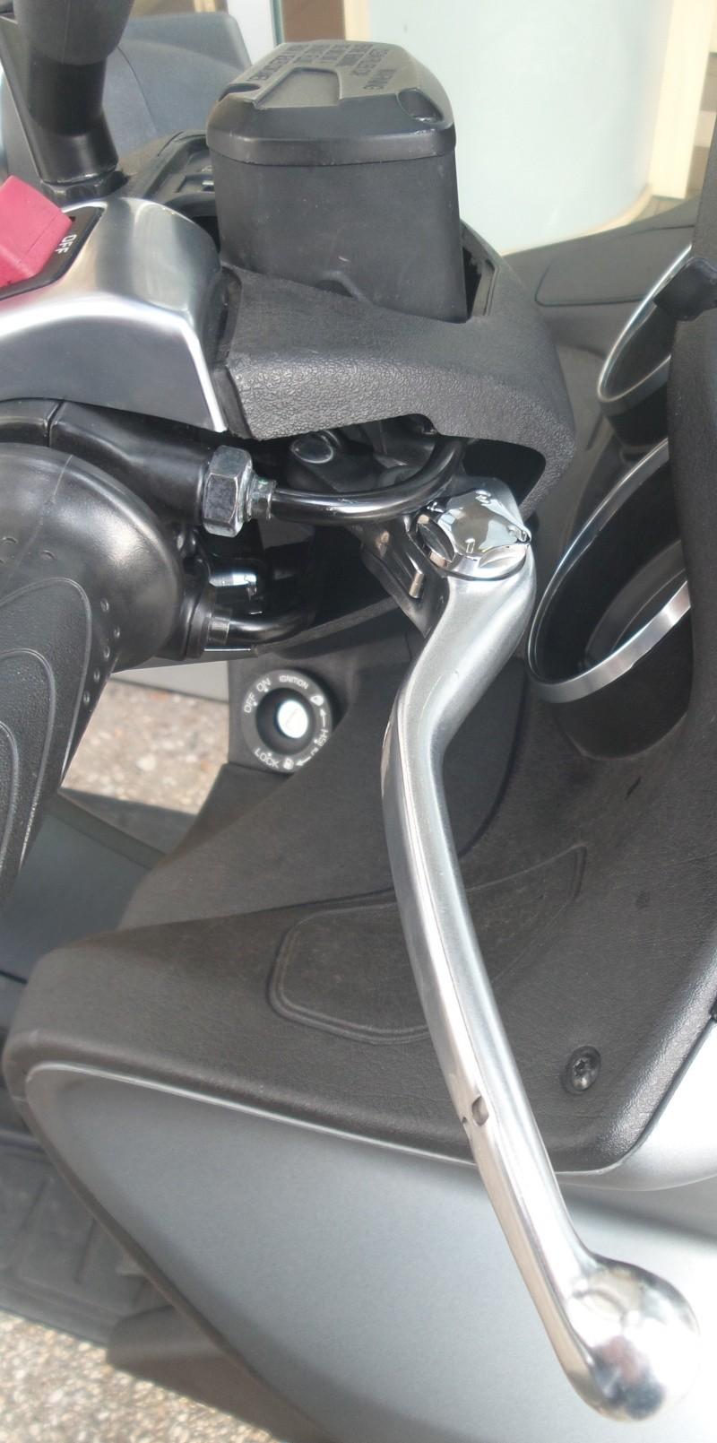 Maître cylindre avant Gilera GP800 sur MP3 500/Fuoco 20140814